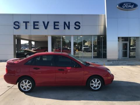 2005 Ford Focus for sale in Enid OK