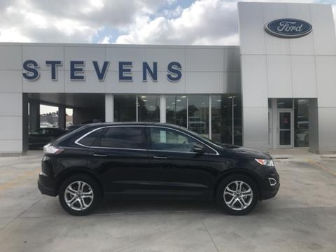 2017 Ford Edge for sale in Enid, OK
