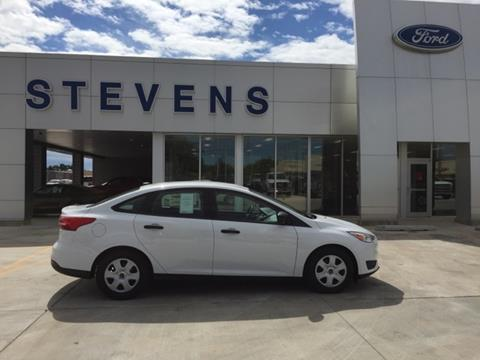 2017 Ford Focus for sale in Enid OK