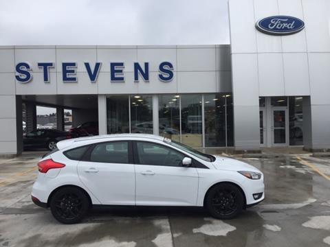 2016 Ford Focus for sale in Enid OK