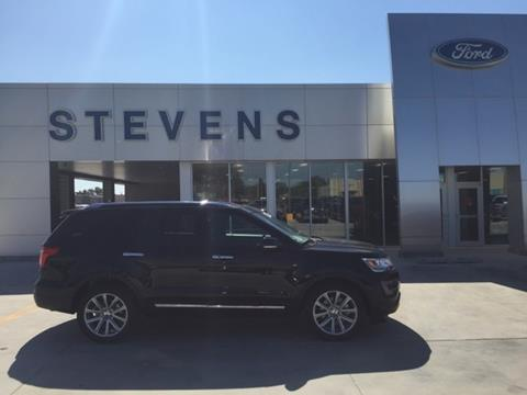 2017 Ford Explorer for sale in Enid OK