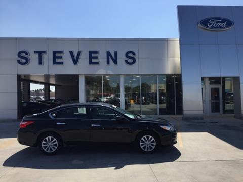 2016 Nissan Altima for sale in Enid, OK