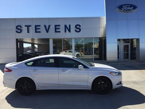 2016 Ford Fusion for sale in Enid, OK