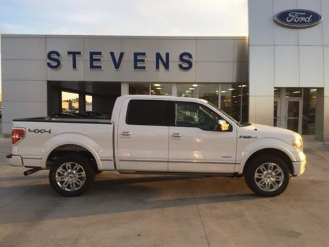 2013 Ford F-150 for sale in Enid OK