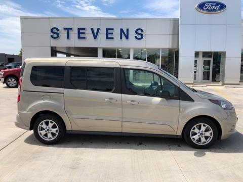 2015 Ford Transit Connect Wagon for sale in Enid, OK