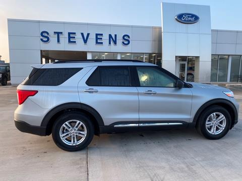 2020 Ford Explorer for sale in Enid, OK