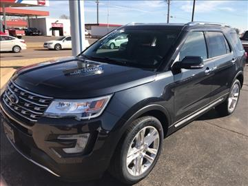 2017 Ford Explorer for sale in Enid, OK