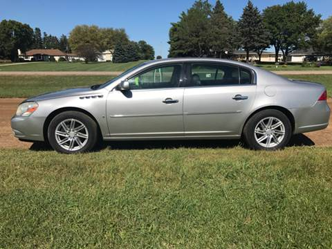 2006 Buick Lucerne for sale in Springfield, MN