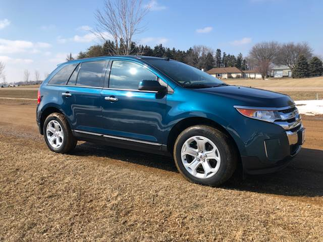 2011 ford edge sel in springfield mn - jp's auto sales