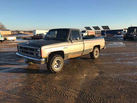 1984 GMC C/K 1500 Series for sale in Springfield, MN