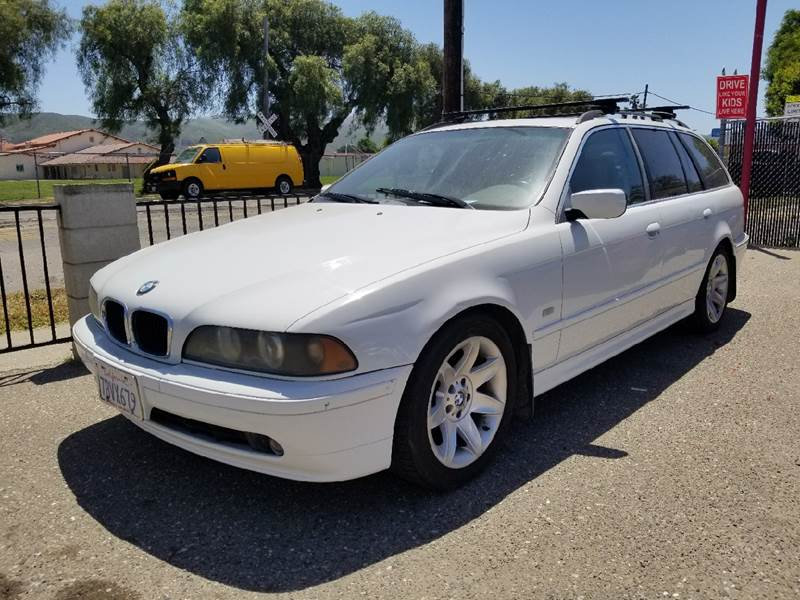 2003 Bmw 5 Series 525i 4dr Sport Wagon In Lompoc CA  Mid State