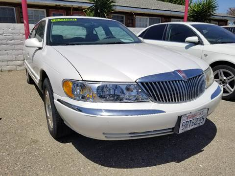 1998 Lincoln Continental for sale in Lompoc, CA