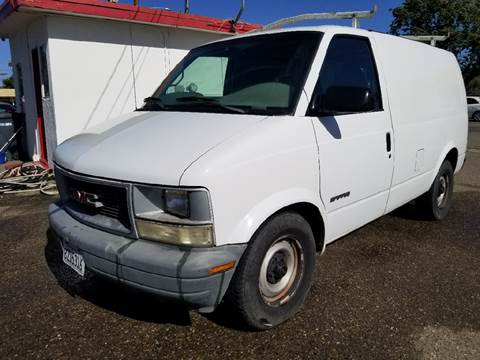 2000 GMC Safari Cargo for sale in Lompoc, CA