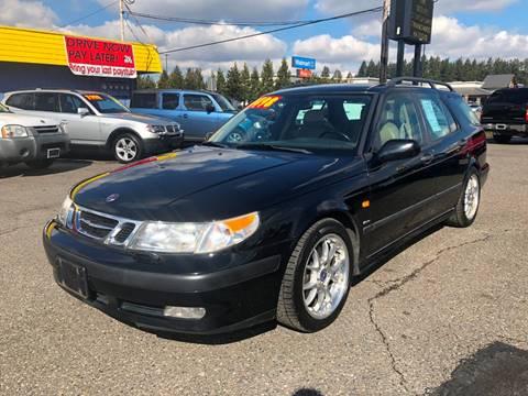 2000 Saab 9-5 for sale in Spanaway, WA