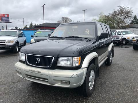 1999 Acura SLX for sale in Spanaway, WA