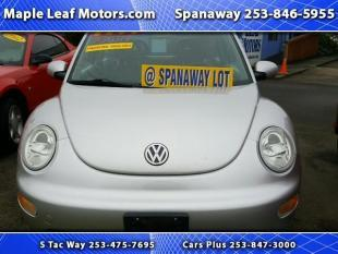 2001 Volkswagen New Beetle for sale in Tacoma, WA
