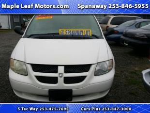 2003 Dodge Grand Caravan for sale in Tacoma, WA
