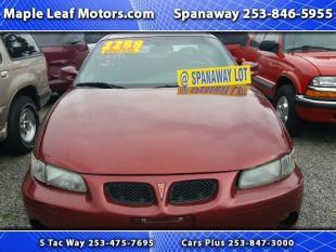 2002 Pontiac Grand Prix for sale in Tacoma, WA