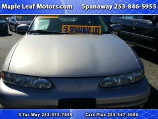 2000 Oldsmobile Alero for sale in Tacoma, WA