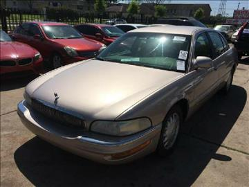 1999 Buick Park Avenue for sale in Houston, TX