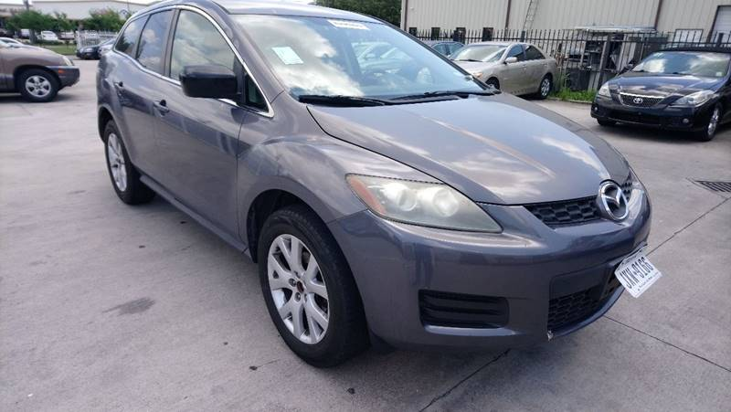 2007 Mazda CX 7 For Sale At TEXAS MOTOR CARS In Houston TX