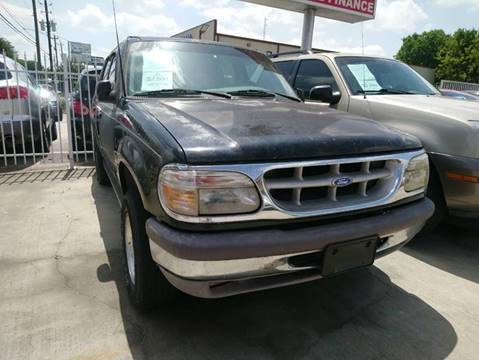 1995 Ford Explorer for sale in Houston, TX