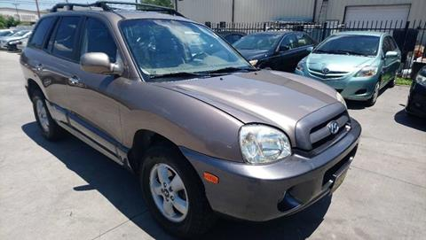 2006 Hyundai Santa Fe For Sale In Houston, TX