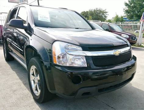 2007 Chevrolet Equinox for sale at TEXAS MOTOR CARS in Houston TX