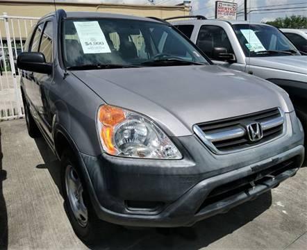 2002 Honda CR-V for sale in Houston, TX