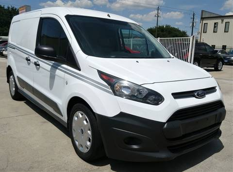 Ford Cargo Van For Sale >> Used Cargo Vans For Sale In Houston Tx Carsforsale Com