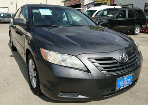 2009 Toyota Camry for sale at TEXAS MOTOR CARS in Houston TX