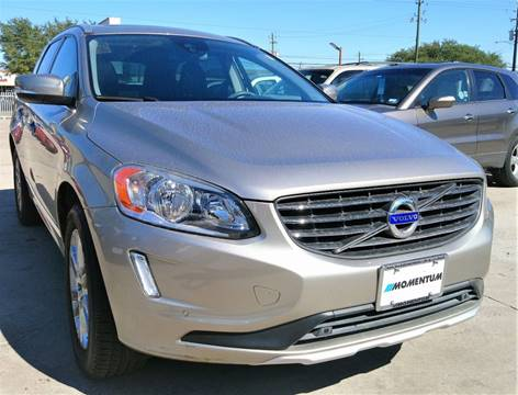 2014 Volvo XC60 for sale at TEXAS MOTOR CARS in Houston TX