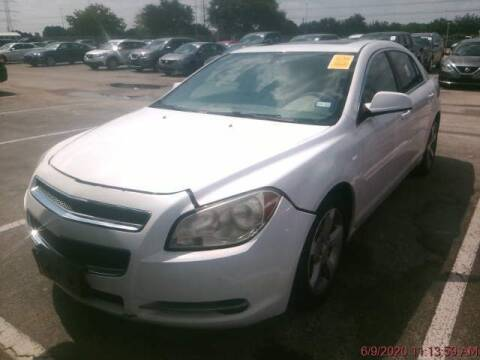 2011 Chevrolet Malibu for sale at TEXAS MOTOR CARS in Houston TX