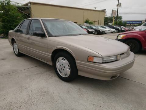 oldsmobile cutlass supreme for sale in houston tx texas motor cars texas motor cars