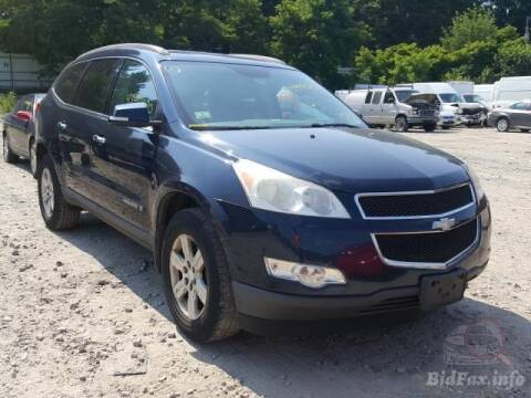 2009 Chevrolet Traverse for sale at TEXAS MOTOR CARS in Houston TX