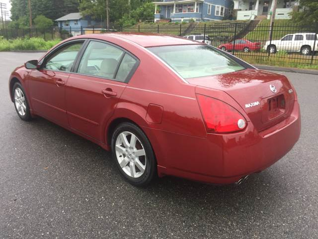 2004 Nissan Maxima for sale at Logans Auto in Norwich CT
