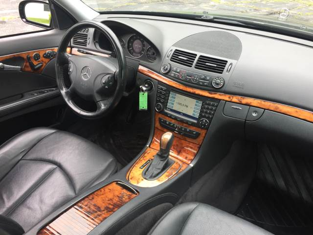 2005 Mercedes-Benz E-Class for sale at Logans Auto in Norwich CT