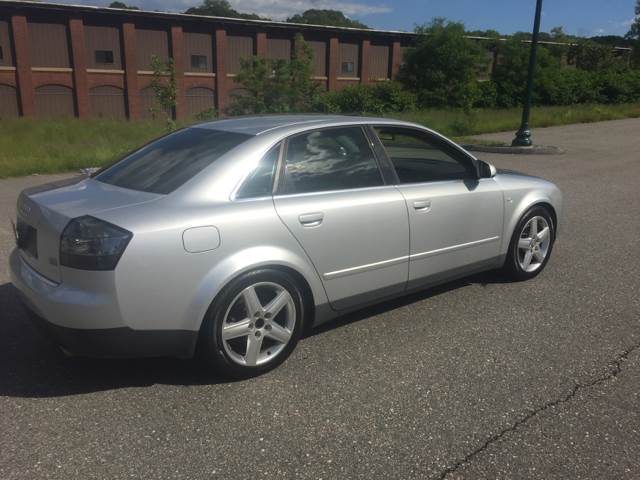 2003 Audi A4 for sale at Logans Auto in Norwich CT