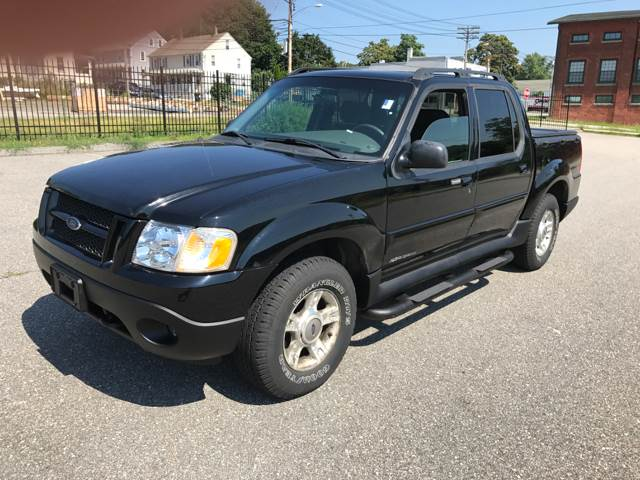 2002 Ford Explorer Sport Trac for sale at Logans Auto in Norwich CT