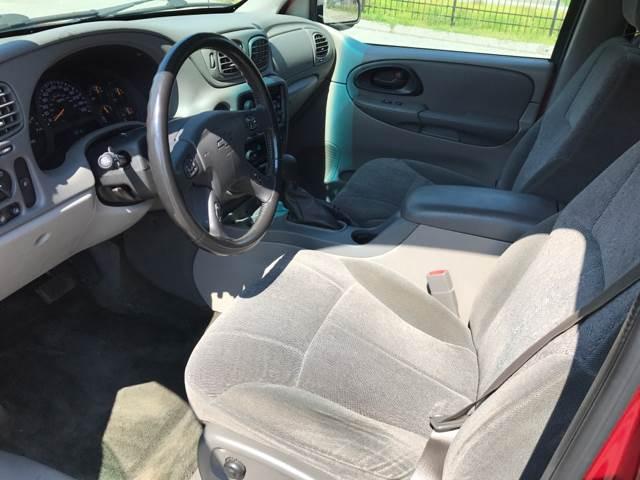 2002 Chevrolet TrailBlazer for sale at Logans Auto in Norwich CT