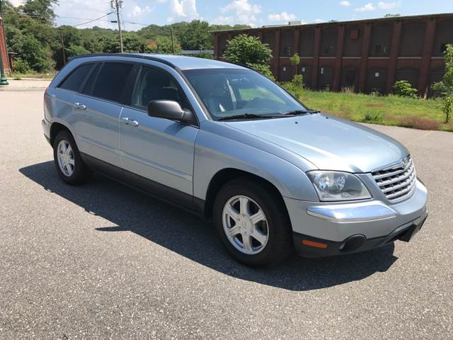 2006 Chrysler Pacifica for sale at Logans Auto in Norwich CT
