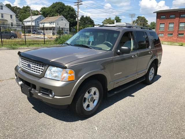 2002 Ford Explorer for sale at Logans Auto in Norwich CT
