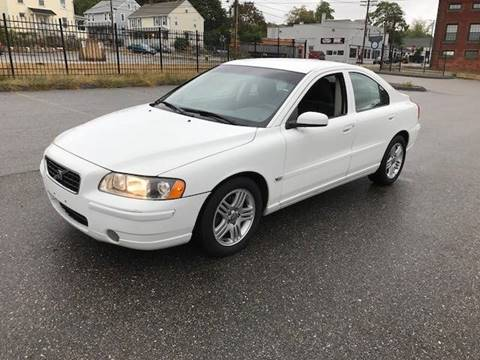 2006 Volvo S60 for sale at Logans Auto in Norwich CT