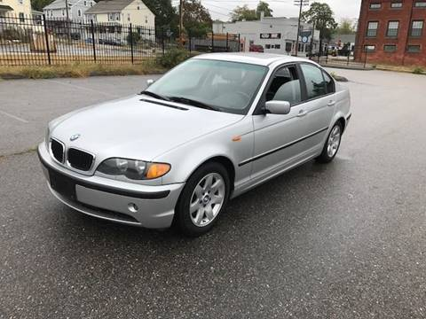 2002 BMW 3 Series for sale at Logans Auto in Norwich CT