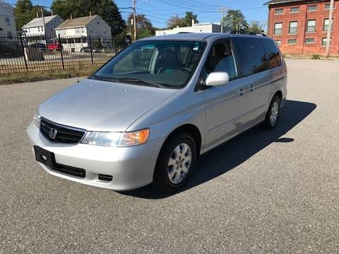 2003 Honda Odyssey for sale at Logans Auto in Norwich CT