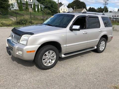 2006 Mercury Mountaineer for sale in Norwich, CT