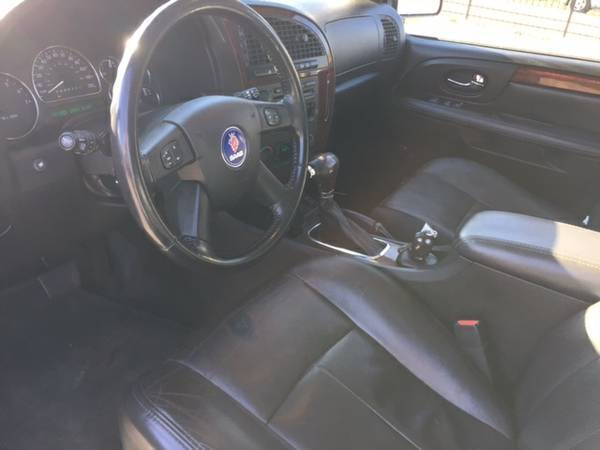 2007 Saab 9-7X for sale at Logans Auto in Norwich CT