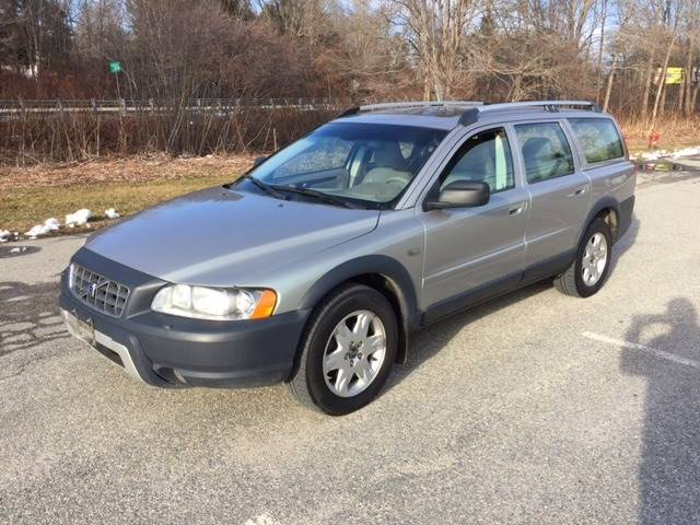 2005 Volvo XC70 for sale at Logans Auto in Norwich CT