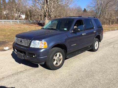 2004 Ford Explorer for sale at Logans Auto in Norwich CT