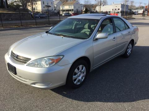 2003 Toyota Camry for sale at Logans Auto in Norwich CT